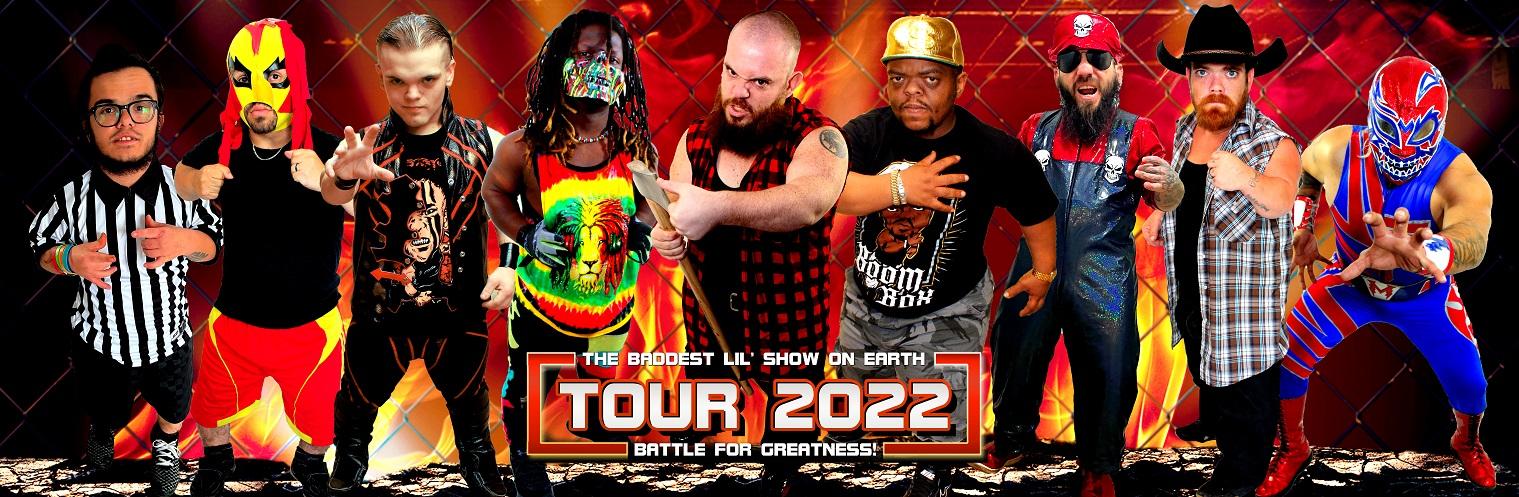 Extreme Midget Wrestling Showcase