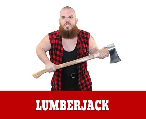 Lumberjack Extreme Midget Wrestler