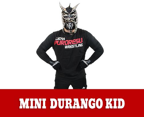 Mini Durango kid Extreme Midget Wrestler