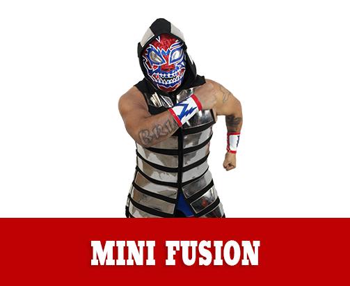 Mini Fusion Extreme Midget Wrestler