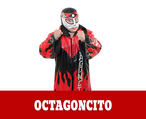 Octagoncito Extreme Midget Wrestler