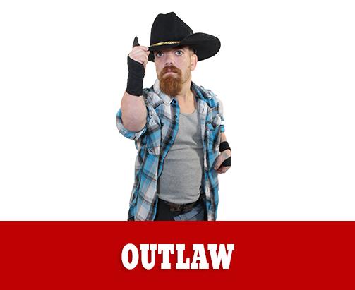 Outlaw Extreme Midget Wrestler
