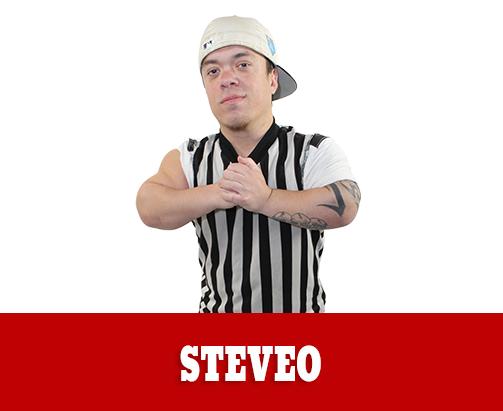SteveO Extreme Midget Wrestler