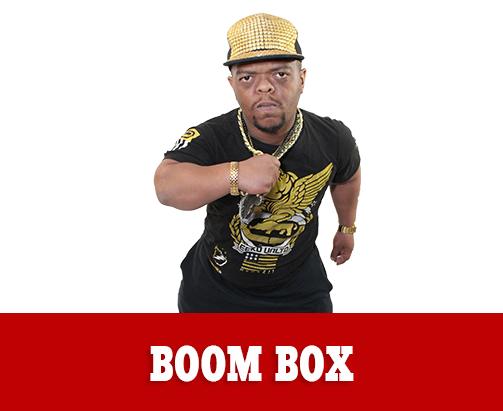 Boom Box Extreme Midget Wrestler