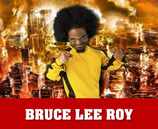Bruce Lee Roy Extreme Midget Wrestler