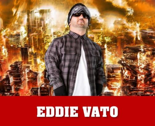 Eddie Vato Extreme Midget Wrestler