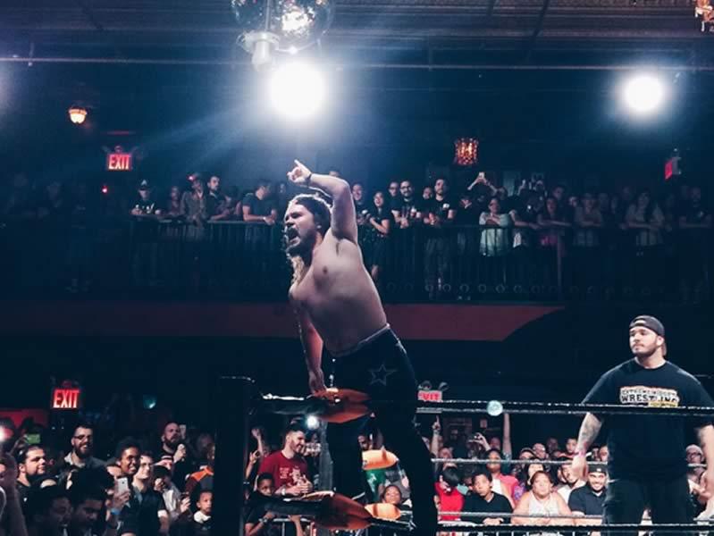 Extreme Midget Wrestler Fabio