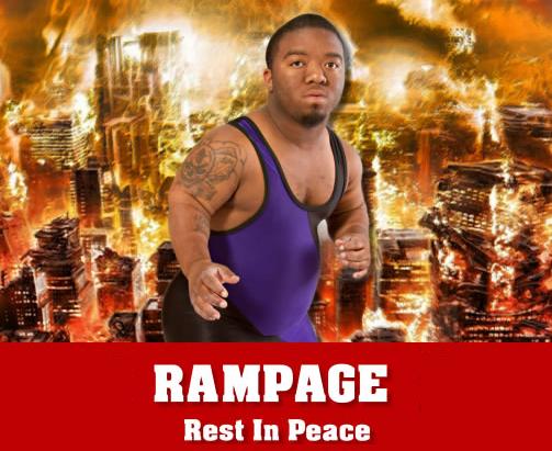 Rampage Extreme Midget Wrestler